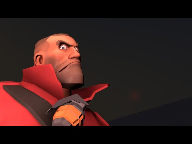 Soldier obliterates the BLUs (Soldiers Dispenser Collab Entry)