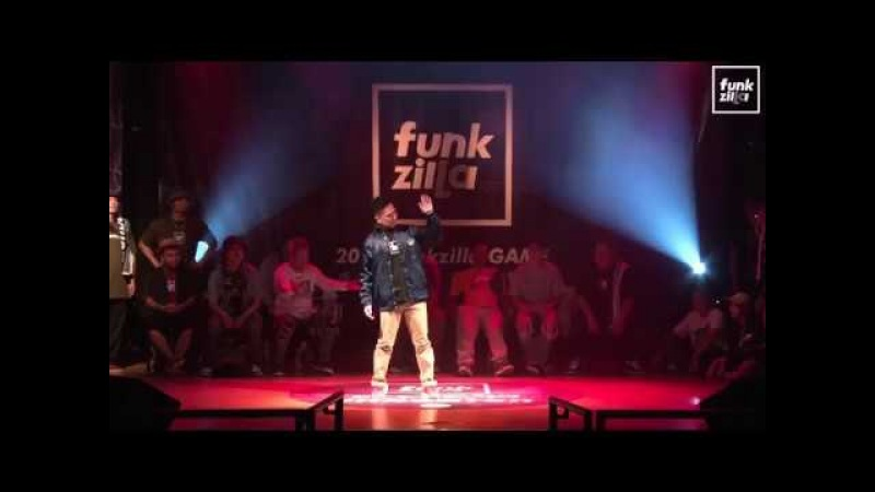 POPPING PUBLIC SIDE Judge Solo - Michael Simaka Prince Jack (SGP) | 2017 FUNKZILLA GAME WORLD FINAL