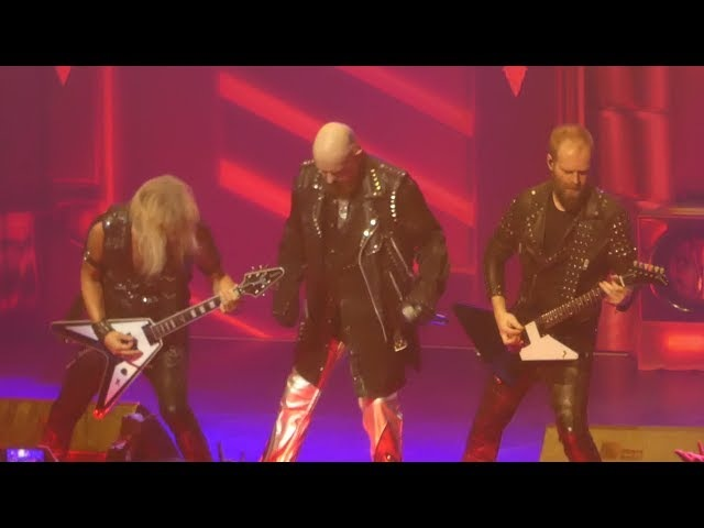 Painkiller Glenn Tipton Video Tribute Judas Priest@The Anthem Washington DC 3 18 18