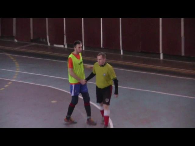 Кремінь vs Прогрес - 6:2 (17.02.2018) 1-й тайм