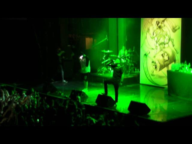OXXXYMIRON - В бульбуляторе 14 декабря 2014 Москва ГлавClub