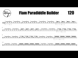Flam Paradiddle Builder