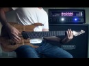 Ormsby Guitars Hypemachine 7 - Rhodes KSR Orthos
