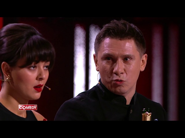 Батрутдинов, Кравец и Карибидис - Новогодний корпоратив (Comedy Club)