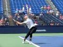 Power Flail Tennis Thrust