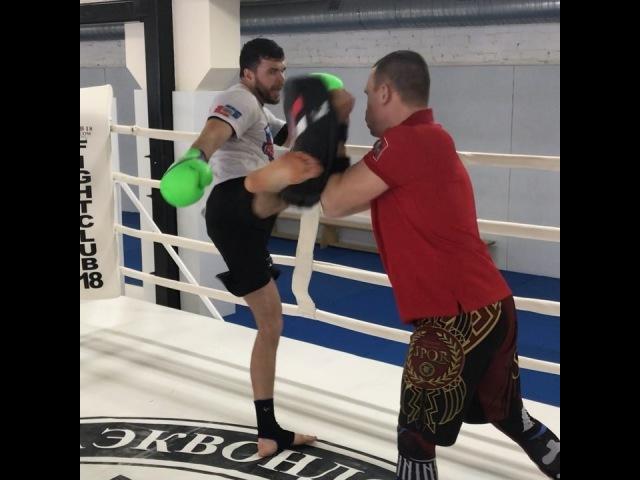 """Artem Levin on Instagram: """"Набираем оборот, только вперёд 💪💪💪 acbkb15 acb mma muaythai kickboxing кикбоксинг тайскийбокс @nord_desant"""""""