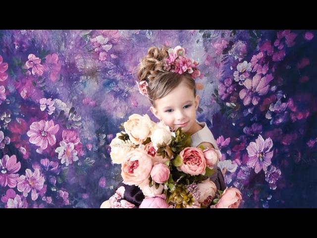 Фотопроект Лики Широких Dark Flowers Есения