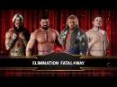 SBW Raw - Bobby Roode vs Edge vs Enzo Amore vsJack Gallagher