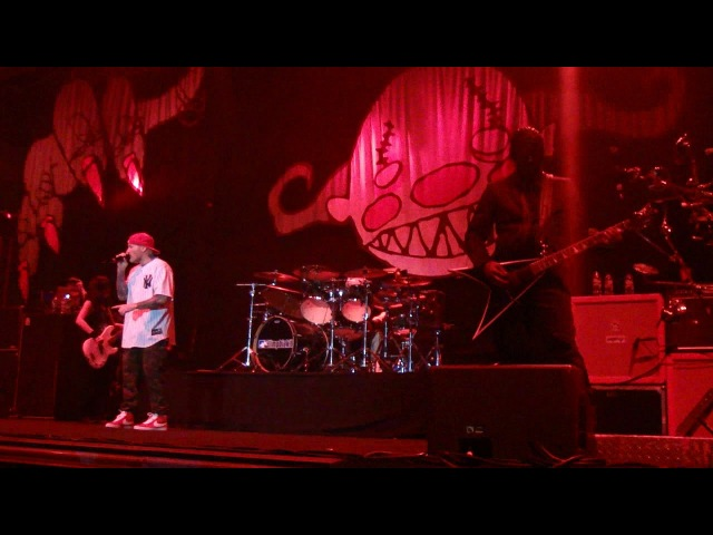 Limp Bizkit - Break Stuff, Auckland Storm the Gates Festival 2018