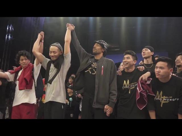 Mental Fusion vs Body Carnival [Crew Battle Final] ► Hustle Freeze Vol.12 ◄ 2017
