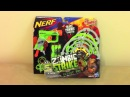 Нерф Зомби Страйк Мишени и Бластер Джолт/ Nerf Zombie Strike Target Set