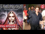 'Padmavatis Rangoli Vandalized  SRK To Help Salmans Brother-In-Law Aayush With His Debut