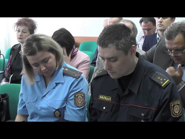 В Пинской прокуратуре прошло совещание по борьбе с преступностью и коррупцией в...