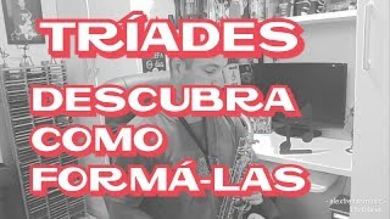 TRÍADES - DESCUBRA COMO FORMÁ-LAS - ALEX FREITAS