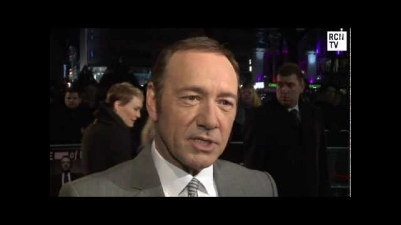 House of Cards Kevin Spacey Interview