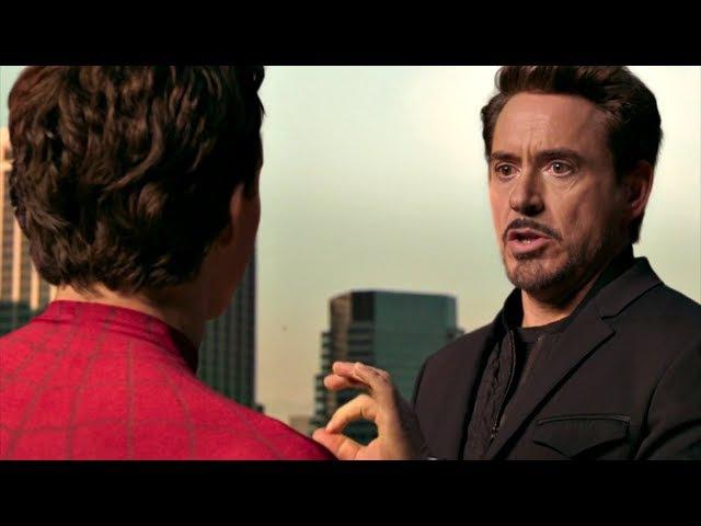 Если ты ничто без этого костюма, ты его недостоин. Человек-паук: Возвращение домой. 2017