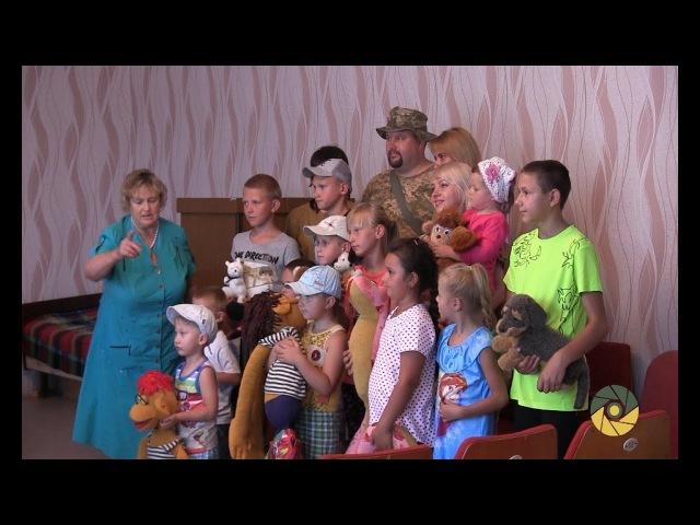 Гуманітарна допомога дітям прифронтової Луганщини