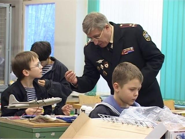 ЛЮДИ КРАМАРОВ АЛЕКСАНДР Стендовое моделирование