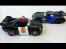 Тачки 3 Маквин vs Банда Джексона Шторма Молния Маккуин Полиция Мультики про Машин...