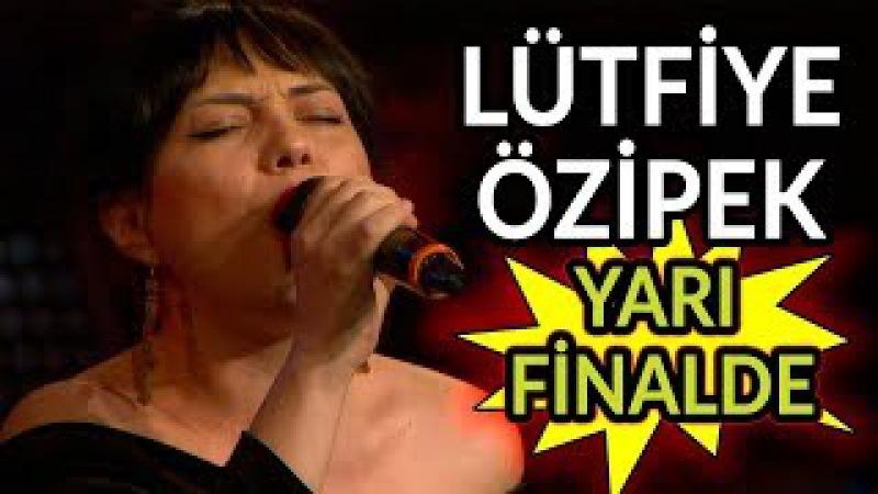 Lütfiye Özipek - Duyanlara Duymayanlara | O Ses Türkiye Çeyrek Final