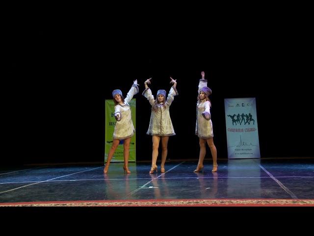 I место занял Ансамбль «Dance way» на Всероссийские танцевальном конкурсе «Танцующая столица»
