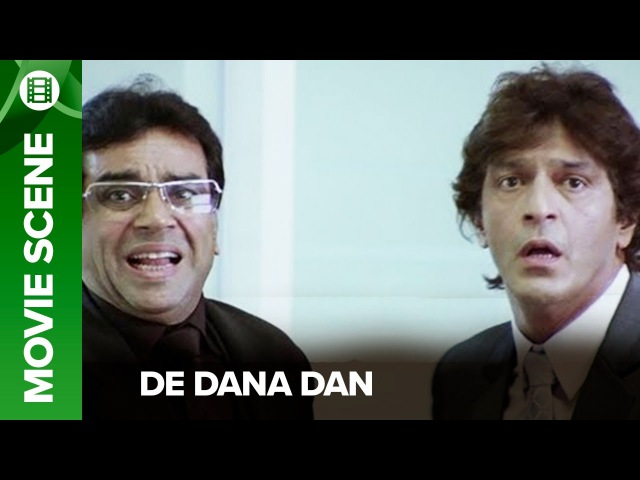 Paresh Rawal likes to con people De Dana Dan