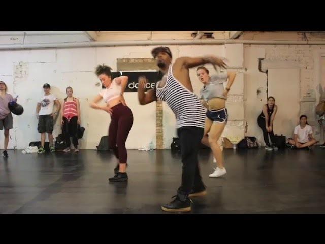 CORAZÓN- Maluma ft Nego Do Borel -Y.C.V Dance - Reggeatón Class
