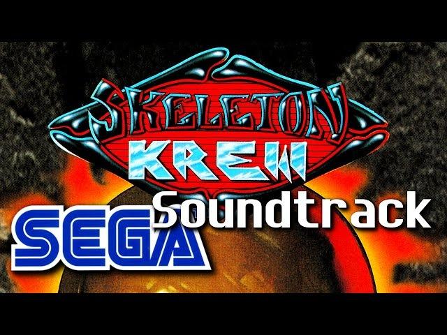 [SEGA Genesis Music] Skeleton Krew - Full Original Soundtrack OST
