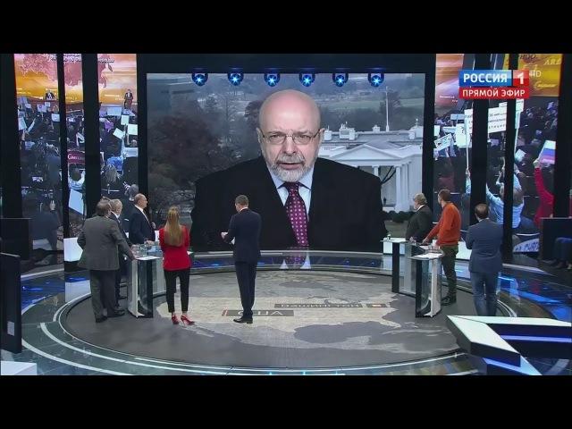 Политолог Дмитрий Саймс про Пресс-конференцию В.В.Путина