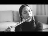 Pulled - The Addams Family The Musical Flute Cover