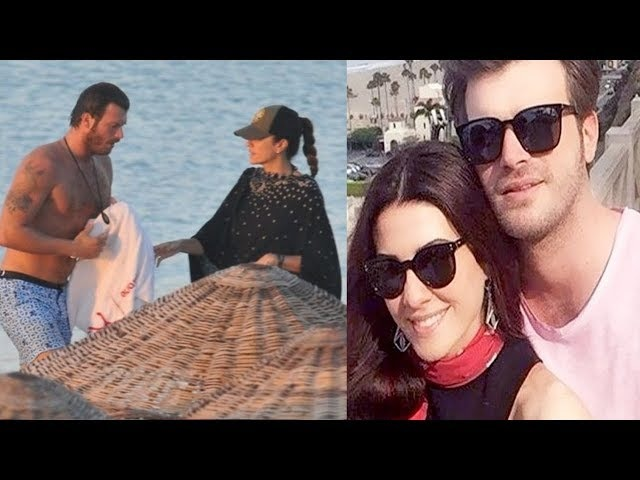 Kıvanç Tatlıtuğ Cutest Moments With Wife Basak Dizer