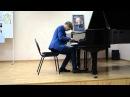 Франциск Пуленк Вальс импровизация на тему Баха