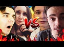 ЯРИК ЛАПА И ВИКА ЛАПА VS ЭДИСОН И ЖЕКА Великая Рэп Битва Майнкрафт Minecraft
