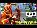 DC UNCHAINED - The Flash