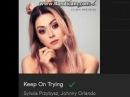 Keep On Trying Sylwia Przybysz feat Johnny Orlando
