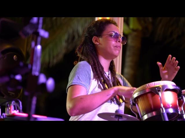Jennie Delgado Percussionist