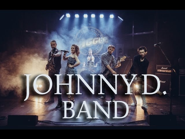 JOHNNY D. BAND - OFFICIAL PROMO 2016