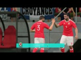 France vs Wales  Lemar 2 Goals &amp Full Match 2017  Gameplay PES