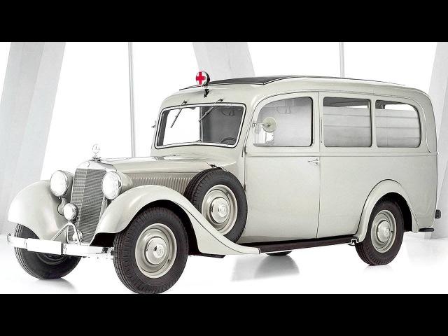 Mercedes Benz 320 Krankenwagen W142 '1937–42