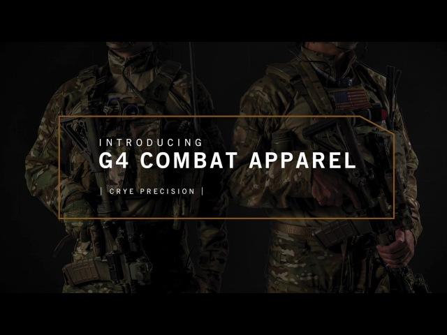 Crye Precision G4 COMBAT APPAREL