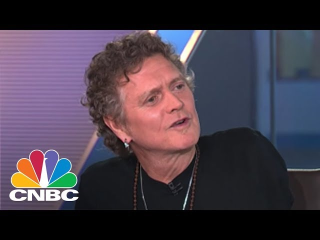 Def Leppard's Rick Allen Takes Art Collection On Tour To Benefit Veterans   CNBC