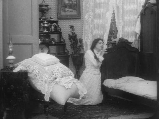 Драма на Волге (Дочь купца Башкирова) 1913 / Drama on the Volga (Eng subs)