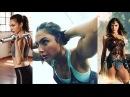 Gal Gadot - Gym Workout for WONDER WOMAN