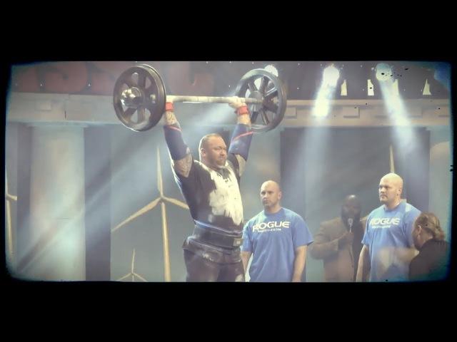 Hafthór Björnsson - Apollon's Wheels 181,5 kg / 400 lbs 3 reps