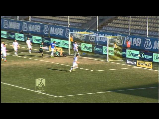 Sassuolo-Sampdoria 0-0 Highlights 2011/12