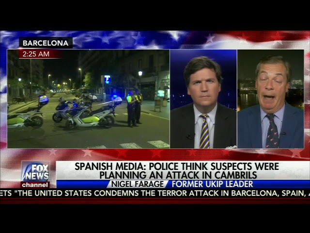 Tucker Carlson Tonight (8/17/2017) They Have Lived Under Communism, They Have Lived Under Nazism