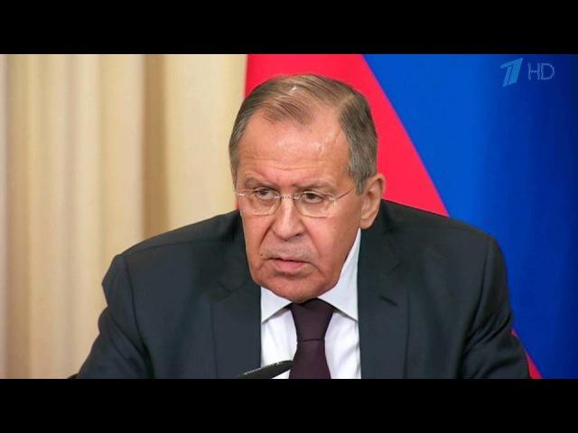 Сергей Лавров Вашингтон активно поощрял ипродолжает поощрять сепаратистские ...