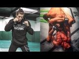 НЕПОБЕЖДЕННЫЙ БОЕЦ UFC - Брайан Ортега пашет в зале