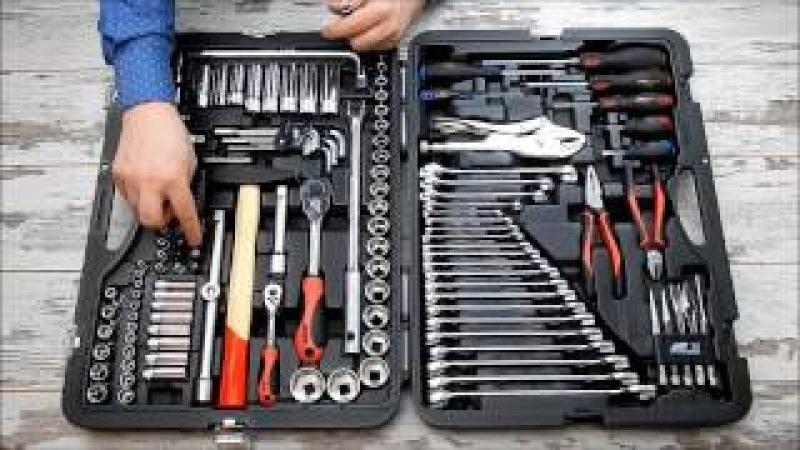 Набор инструментов JTC H156C B36 156 предметов
