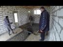 🏘 Строим гараж, день 80 Опалубка под плиту перекрытия подвала